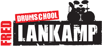 Logo Drumschool Fred Lankamp